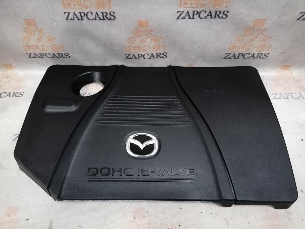 Накладка двигателя Mazda 3 BK (б/у)