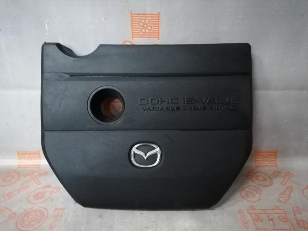 Накладка двигателя Mazda 3 6 (б/у)