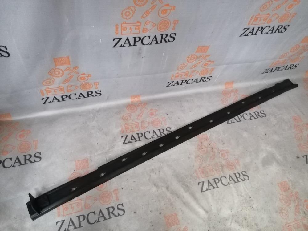 Накладка на порог Mazda 3 BK левая (б/у)