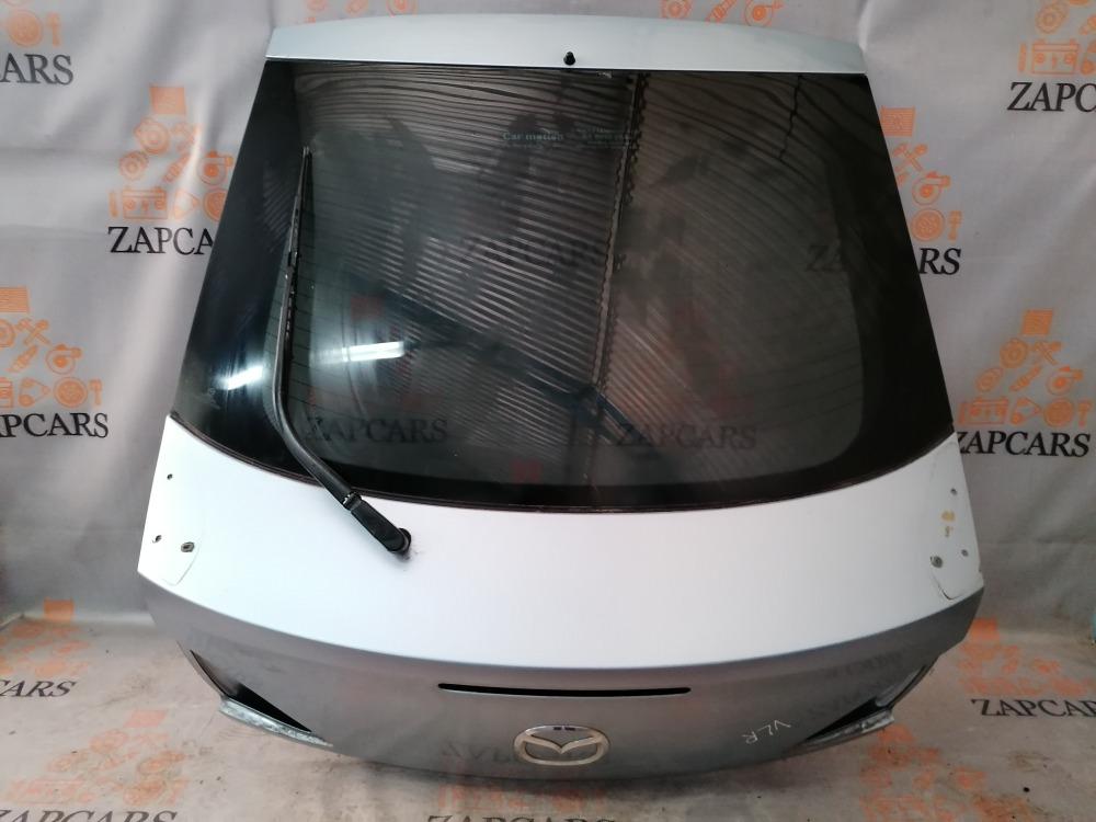 Крышка багажника Mazda 6 GH (б/у)