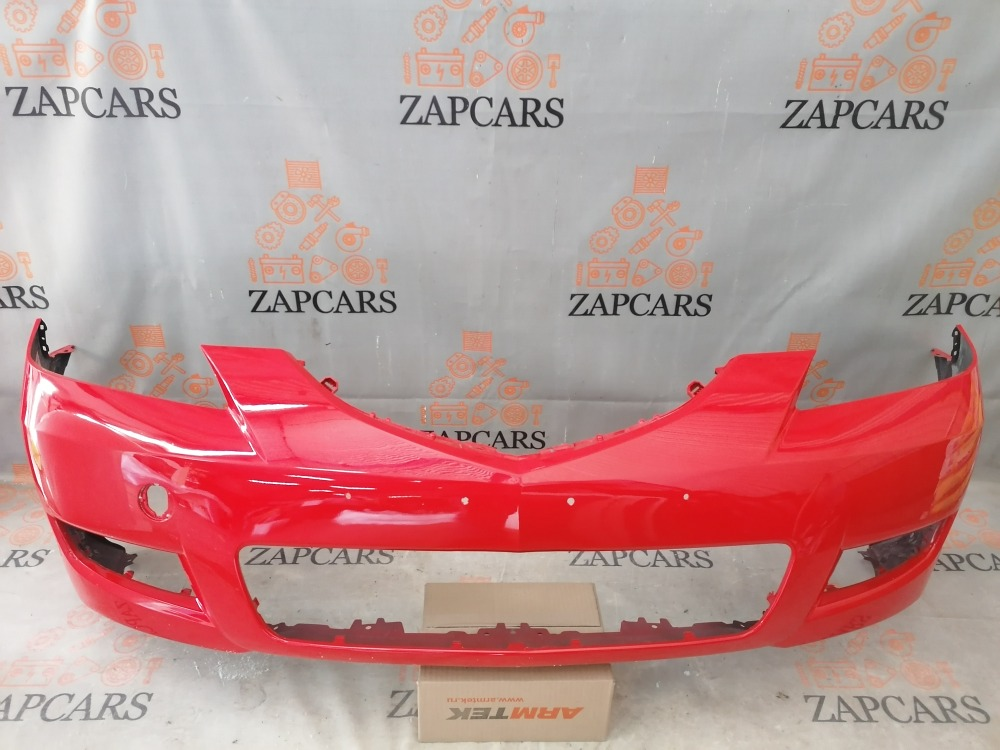 Бампер в цвет Mazda 3 BK передний