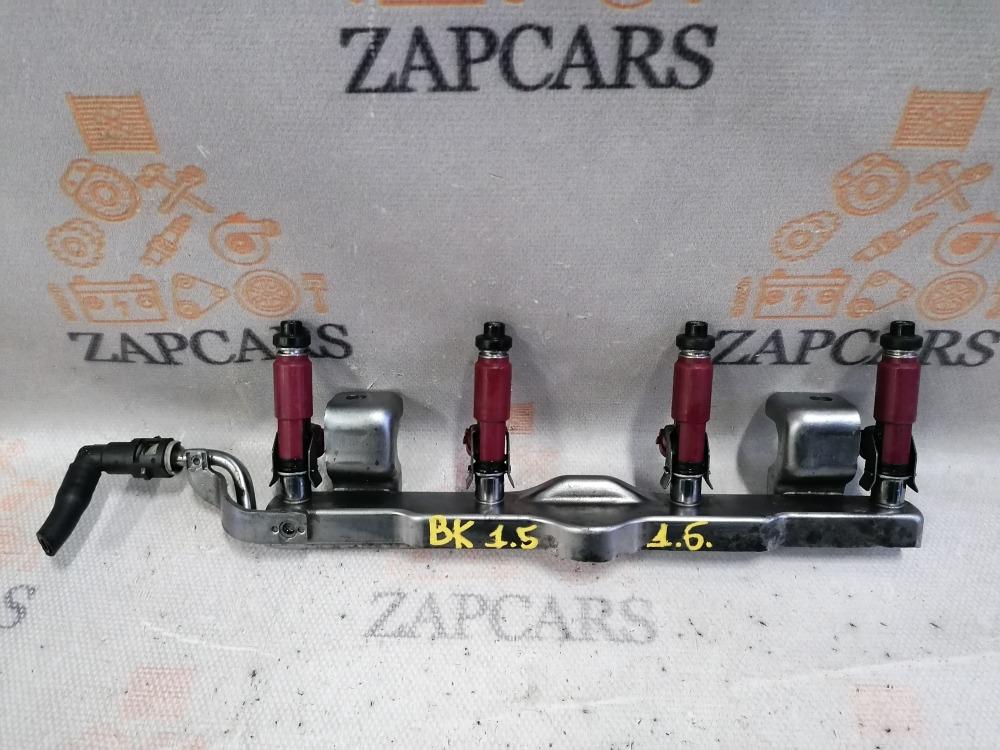 Рампа топливная Mazda 3 BK BL 1.6 (б/у)