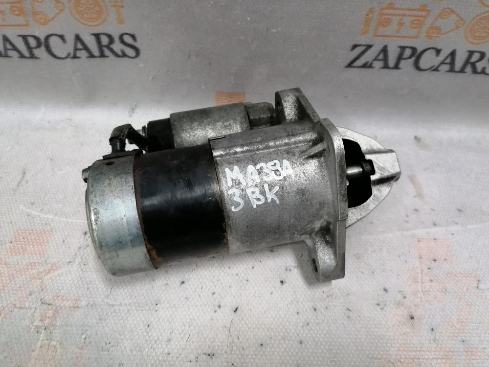 Стартер Mazda 3 BK BL 1.6 (б/у)