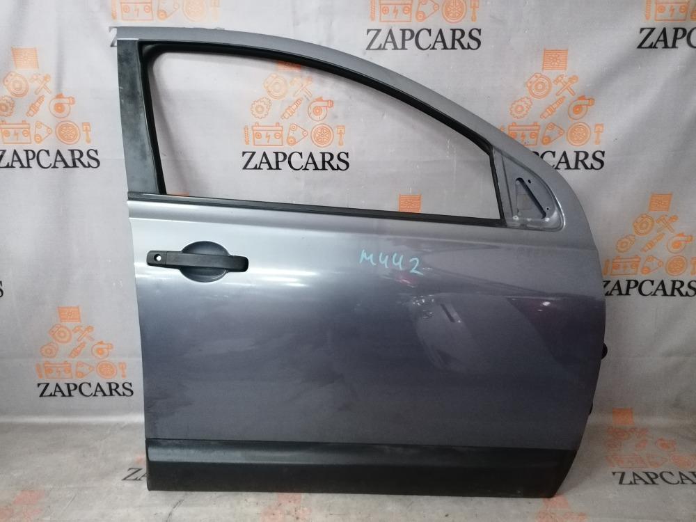 Дверь Nissan Qashqai J10 передняя правая (б/у)