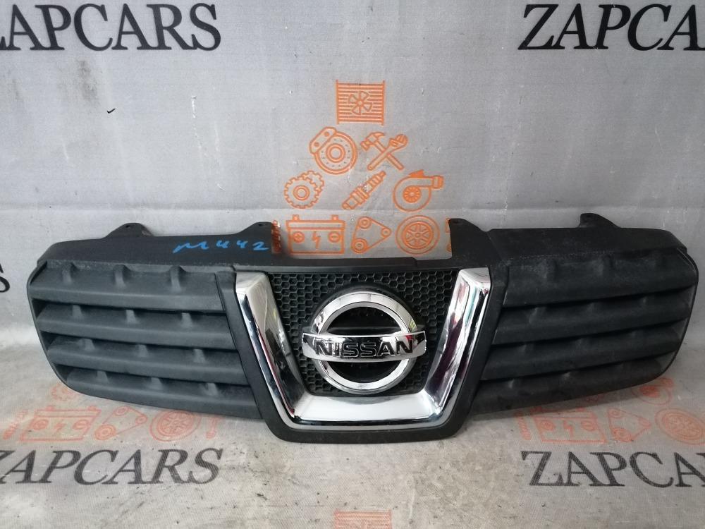 Решетка радиатора Nissan Qashqai J10 (б/у)