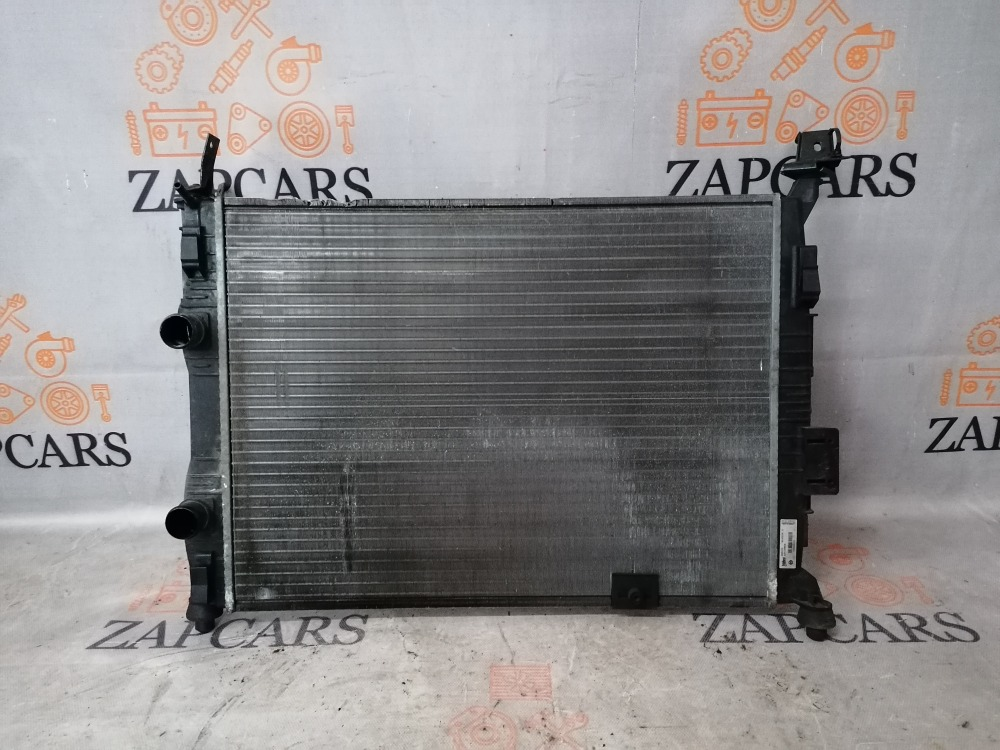 Радиатор двс Nissan Qashqai J10 (б/у)