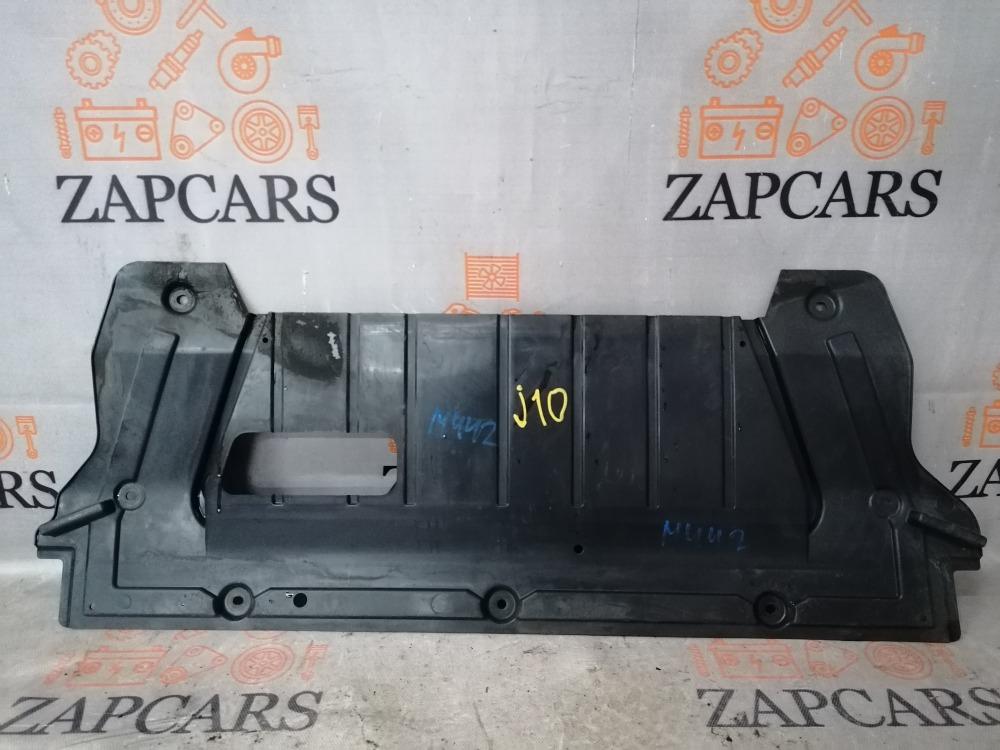 Защита двигателя Nissan Qashqai J10 (б/у)