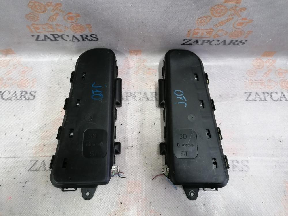 Подушка безопасности в сиденье Nissan Qashqai J10 (б/у)