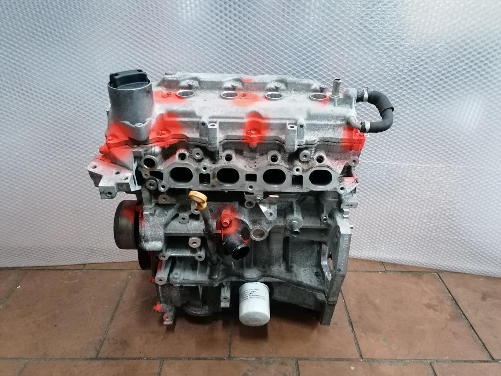 Двигатель 1.6 hr16de Nissan Qashqai J10 (б/у)