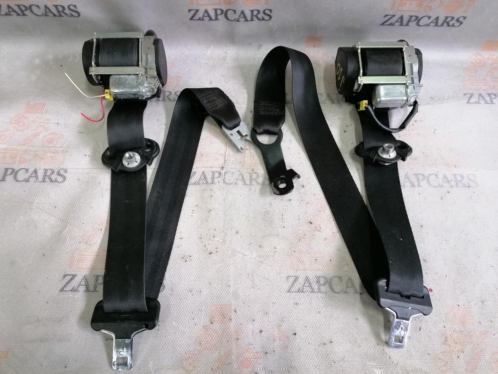 Ремни безопасности Nissan Qashqai J10 передние (б/у)