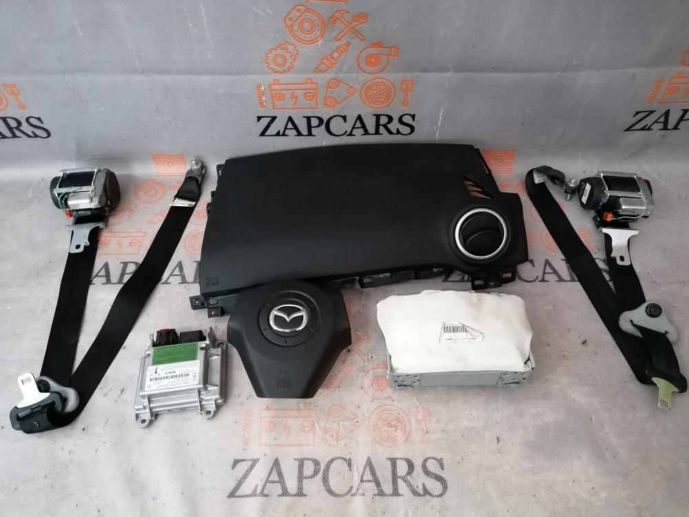 Безопасность Mazda 3 BK (б/у)