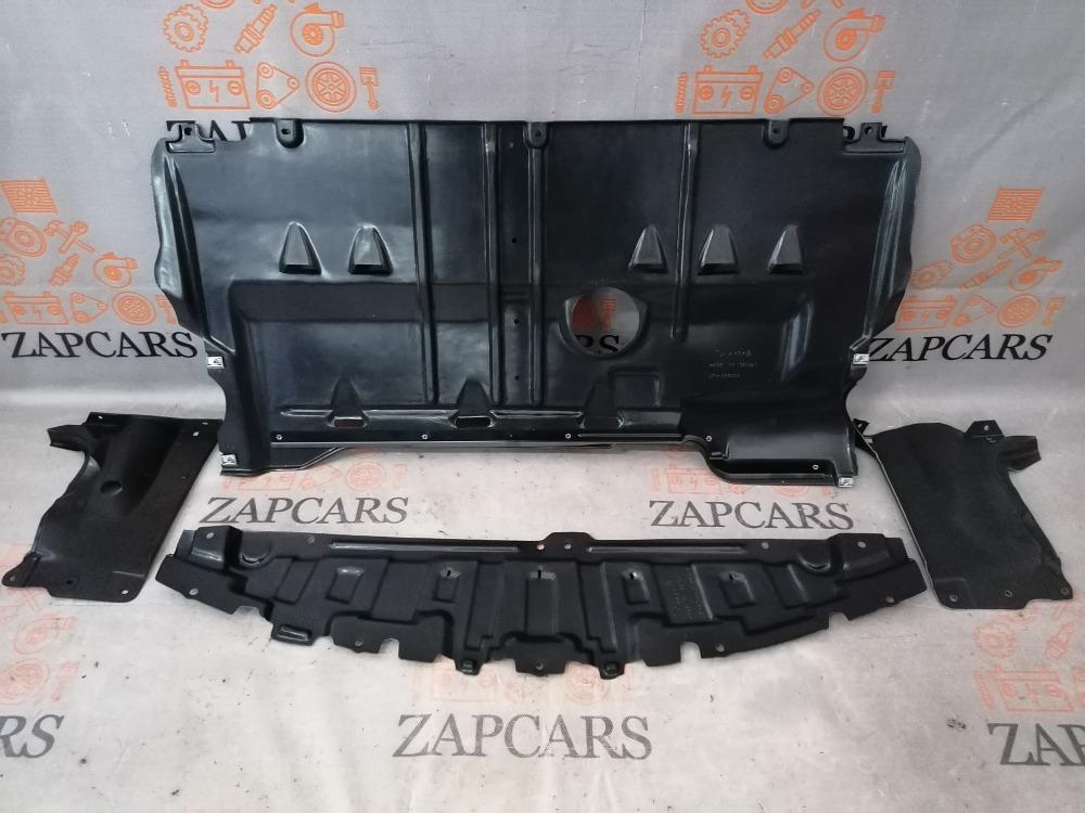 Защита двигателя Mazda 3 BK