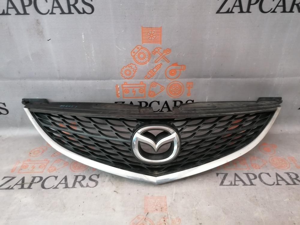 Решетка радиатора Mazda 6 GH (б/у)