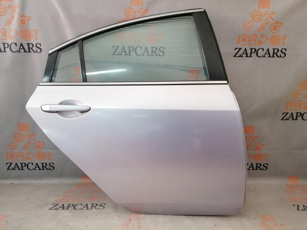 Дверь (седан) Mazda 6 GH задняя правая (б/у)