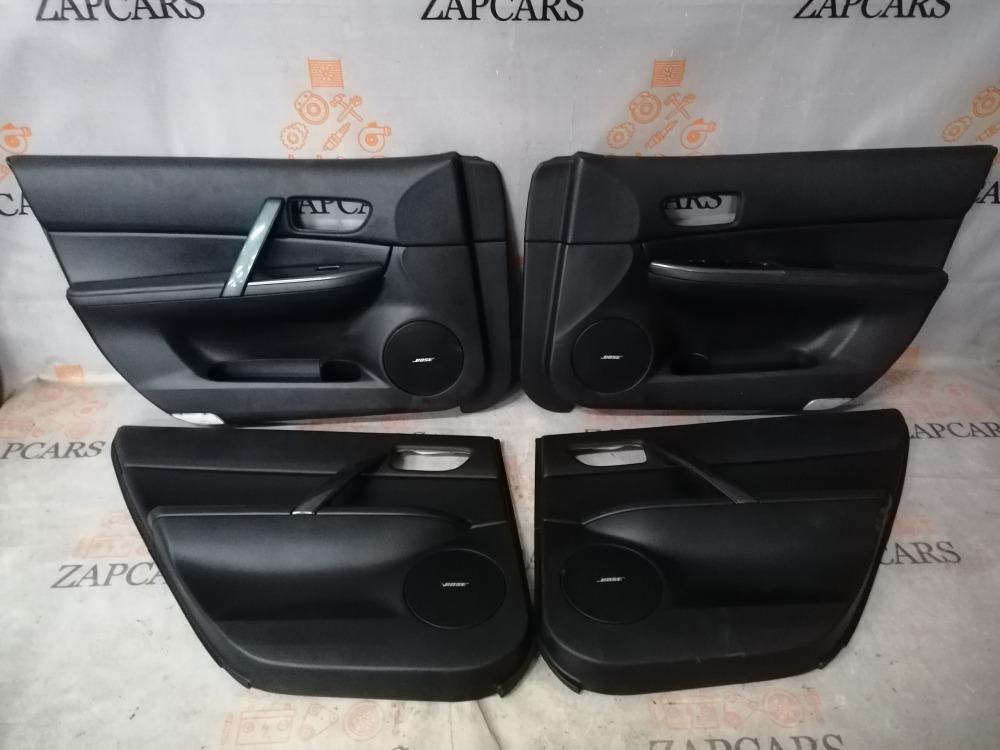 Обшивки дверей Mazda Atenza GG (б/у)