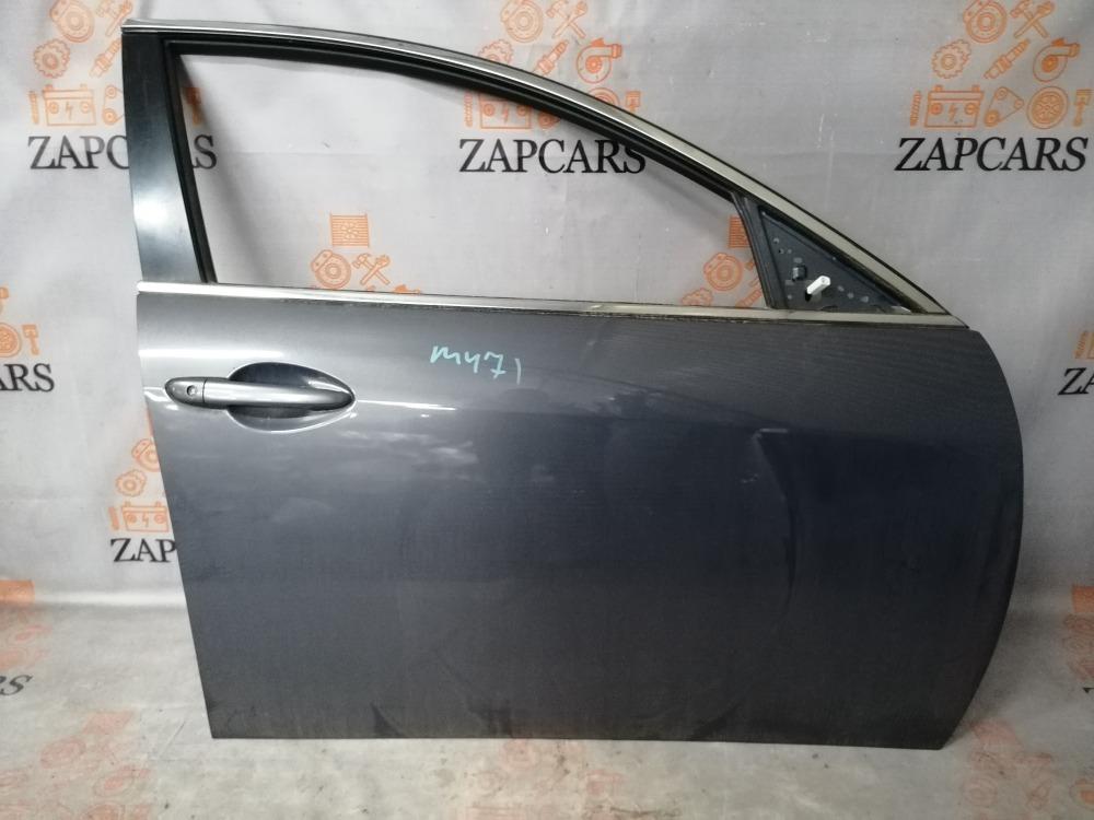 Дверь (седан) Mazda 6 GH передняя правая (б/у)