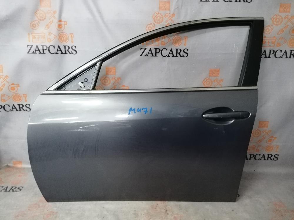 Дверь (седан) Mazda 6 GH передняя левая (б/у)