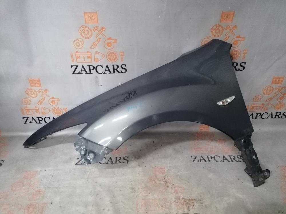 Крыло Mazda 6 GH переднее левое (б/у)