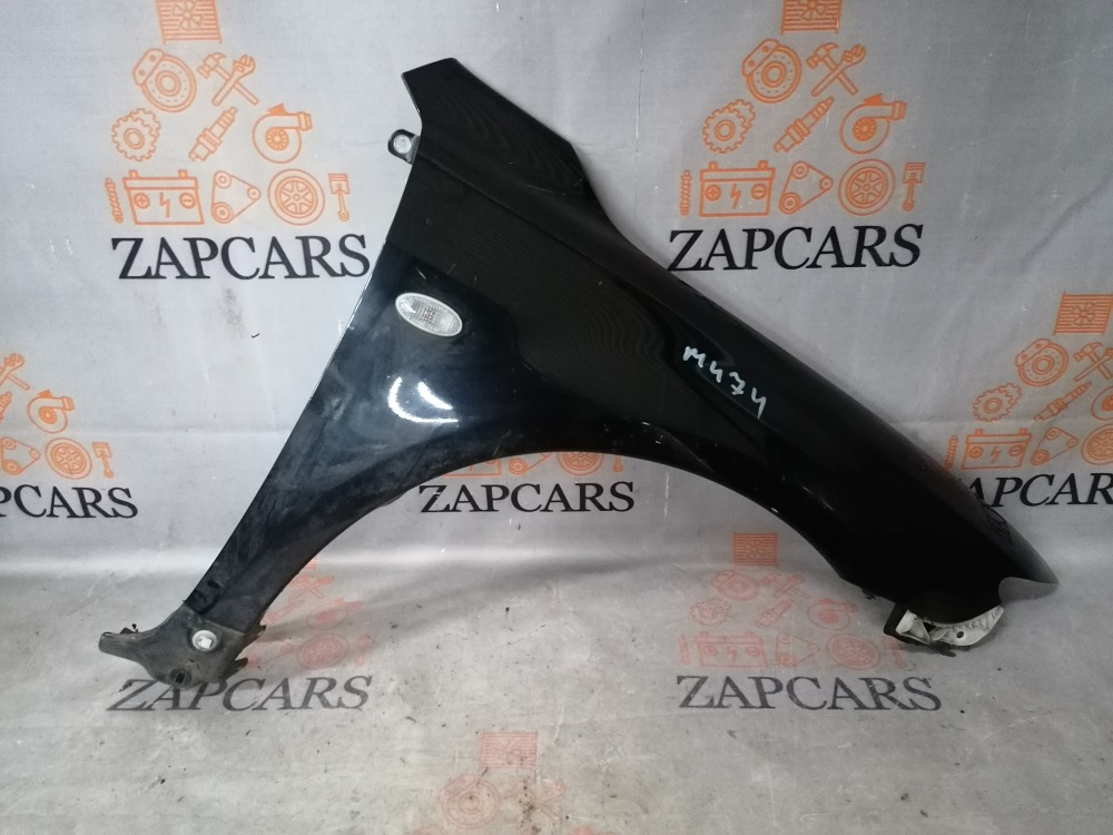 Крыло Mazda 6 Mps 2006 переднее правое (б/у)
