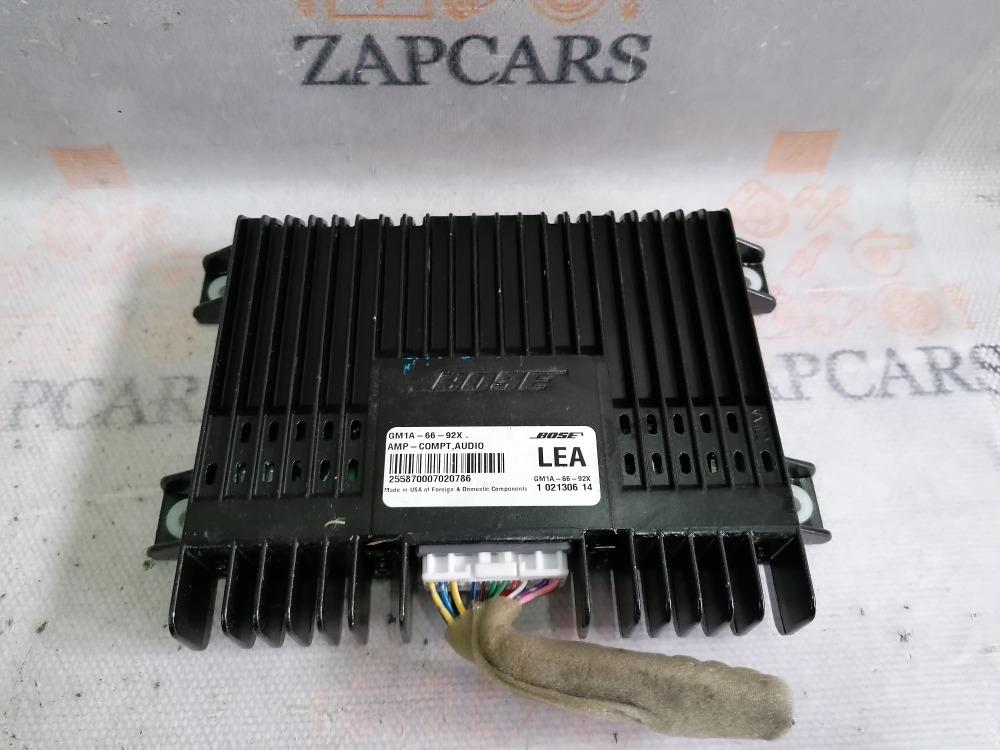 Усилитель звука Mazda 6 Mps 2006 (б/у)