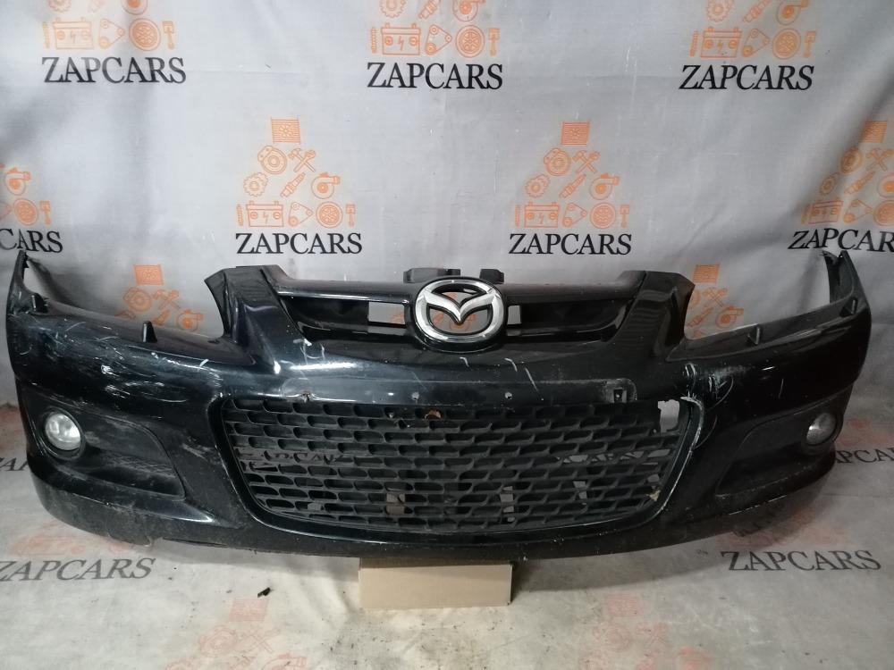 Бампер Mazda 6 Mps 2006 передний (б/у)