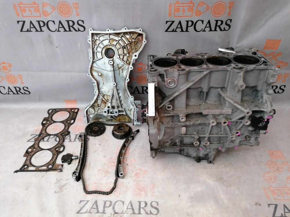 Шорт-блок в сборе Mazda 3 6 5 LF 2.0 (б/у)