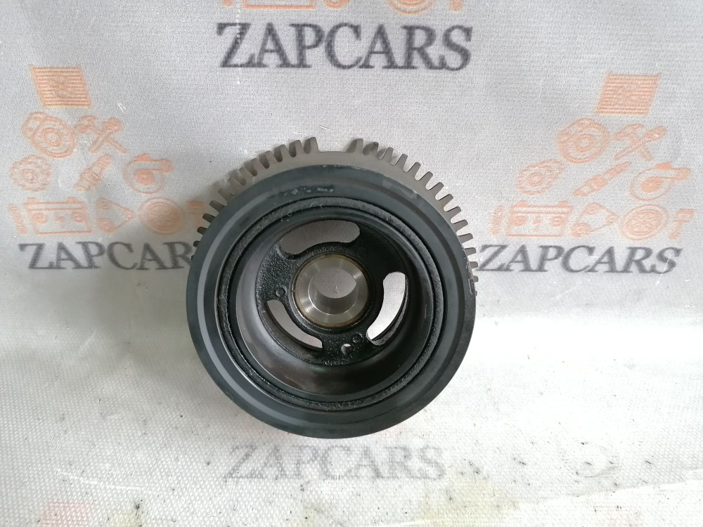 Шкив коленвала Mazda 3 BL 2.0 (б/у)