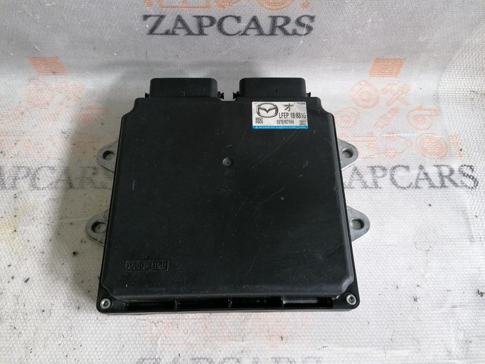 Блок управления двигателем Mazda (б/у)