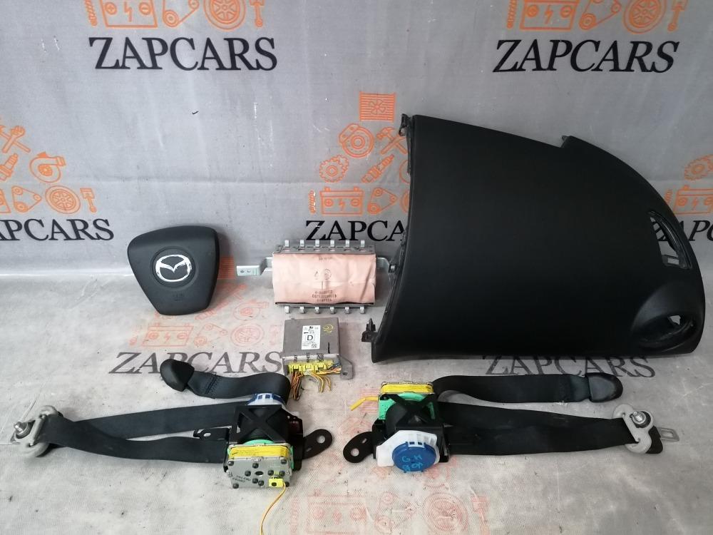 Безопасность Mazda 6 GH 2008 (б/у)