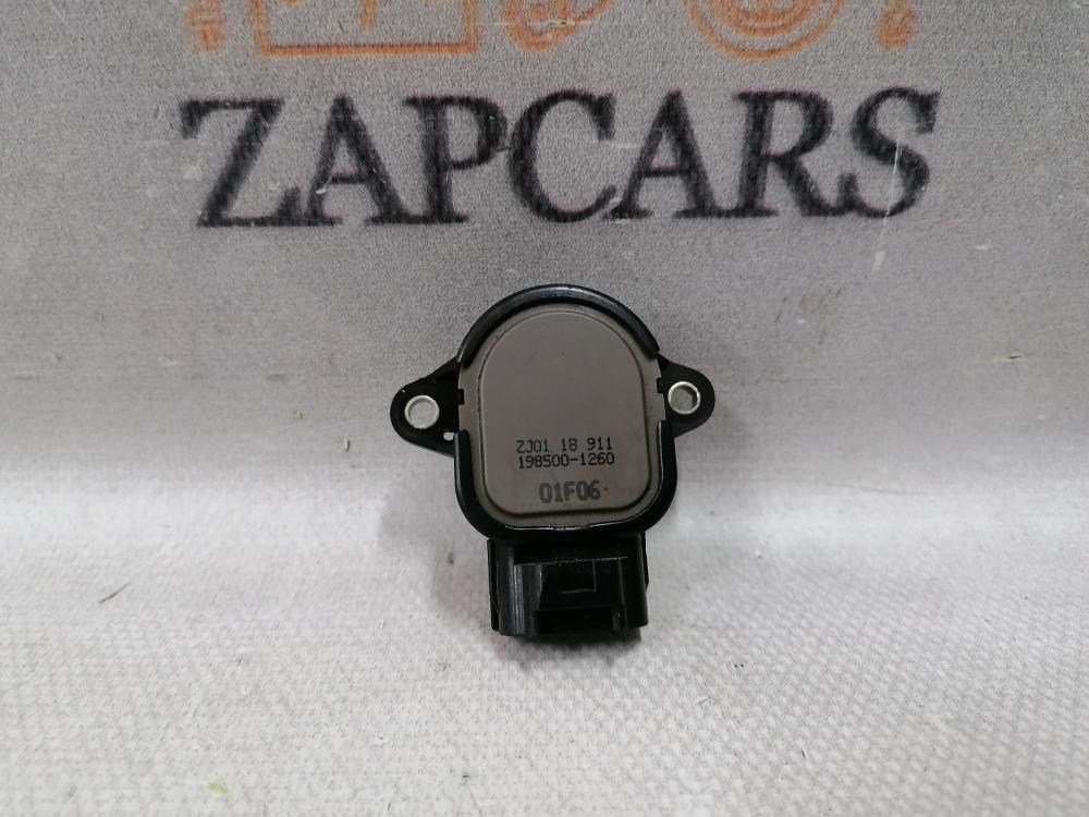 Датчик положения дроссельной заслонки Mazda 3 BK 1.6 (б/у)