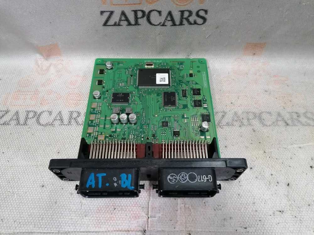 Блок управления двигателем Mazda 3 BK (б/у)