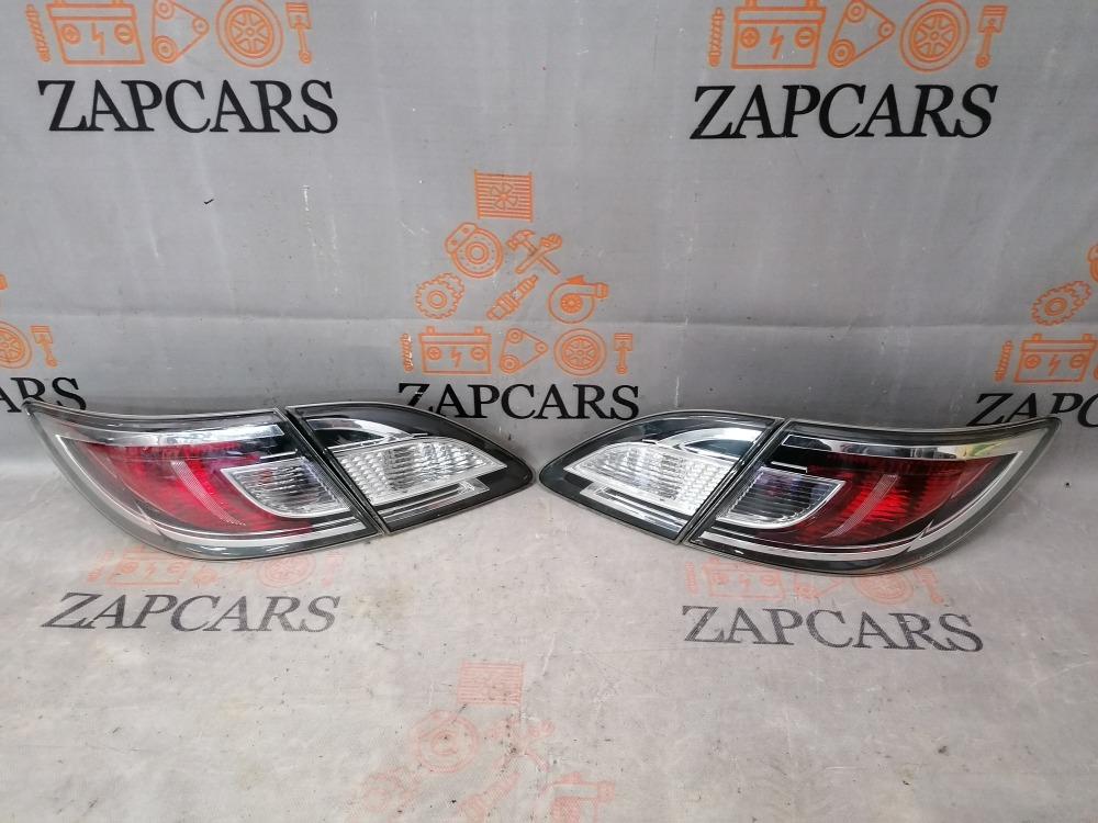 Фонари Mazda 6 GH (б/у)