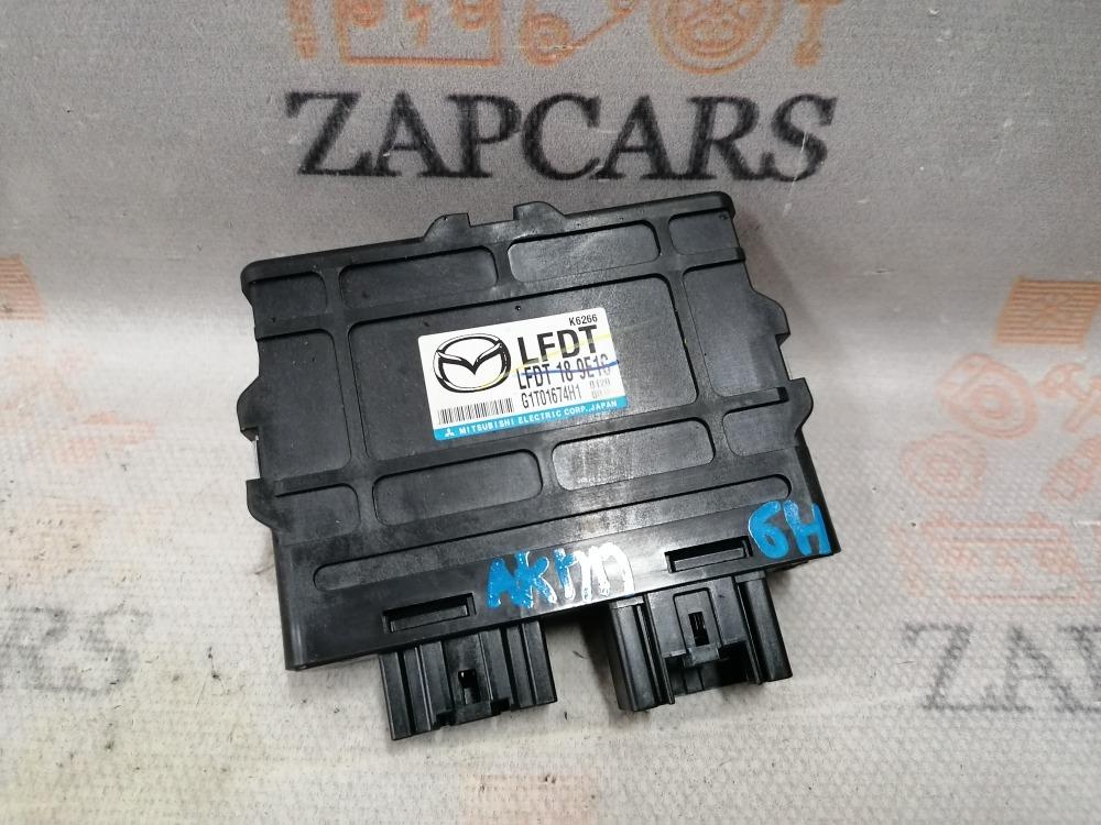 Блок управления акпп Mazda 6 GH (б/у)