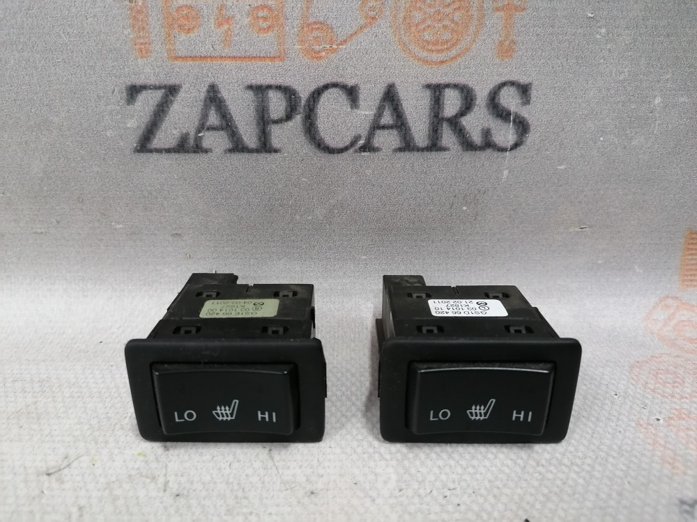 Кнопка обогрева сидений Mazda 6 GH (б/у)