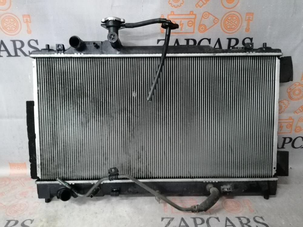 Радиатор двс Mazda 6 GG GH АКПП (б/у)