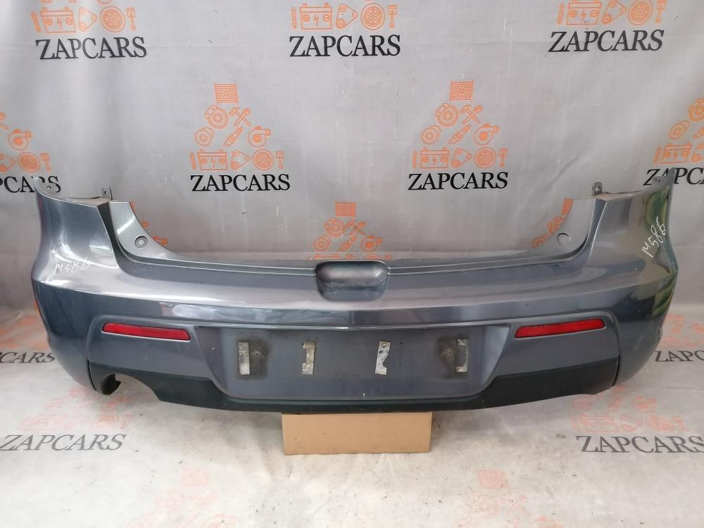 Бампер Mazda 3 BK (б/у)