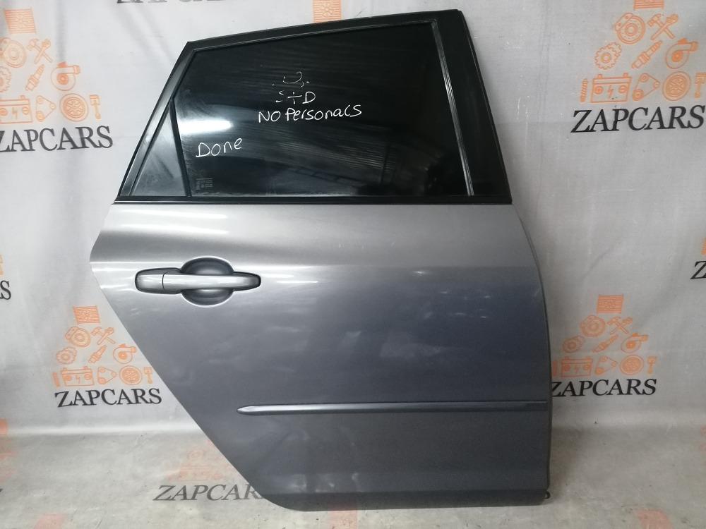 Дверь Mazda 3 BK задняя правая (б/у)