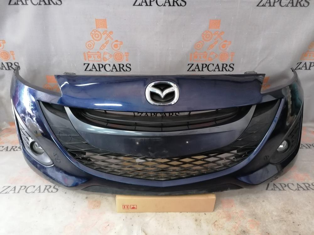 Бампер Mazda 5 CW передний (б/у)