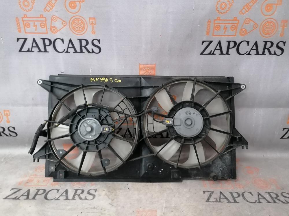 Диффузор Mazda 5 CW (б/у)