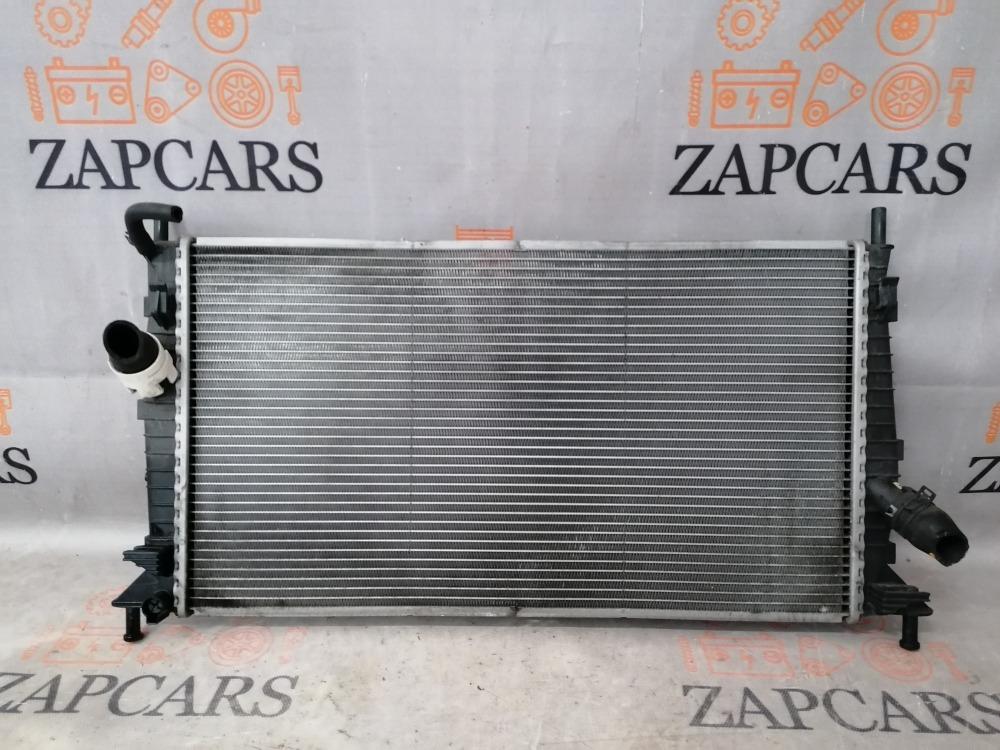 Радиатор двс Mazda 3 BK (б/у)