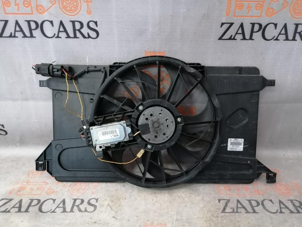 Вентилятор охлаждения Mazda 3 BK 1.6 (б/у)