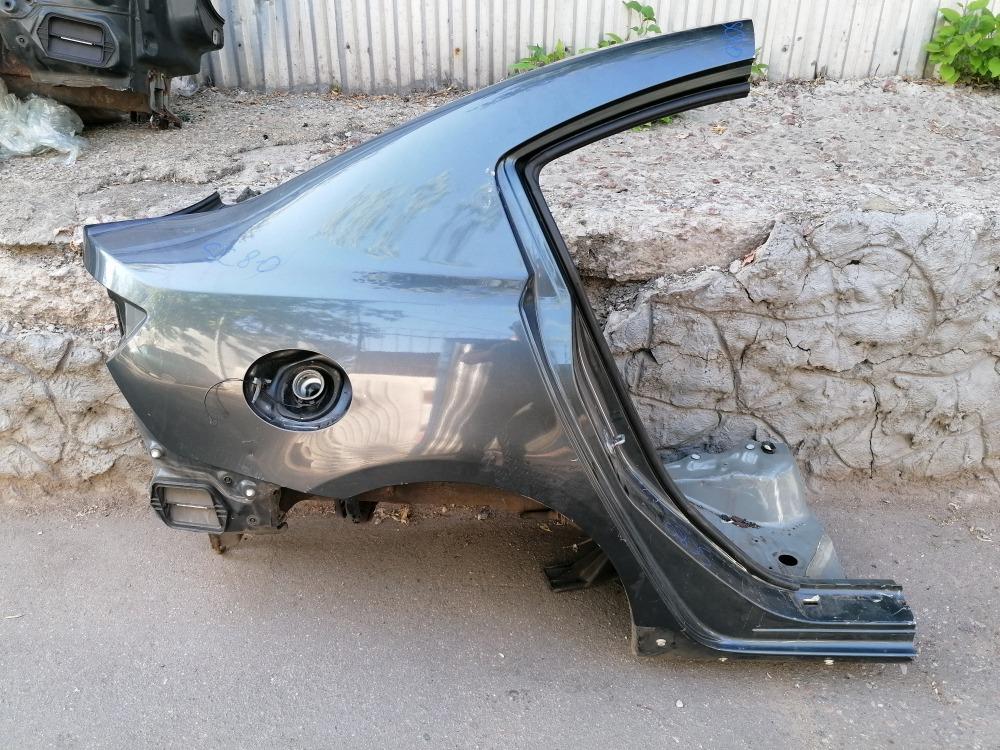 Крыло Mazda 3 BK заднее правое (б/у)