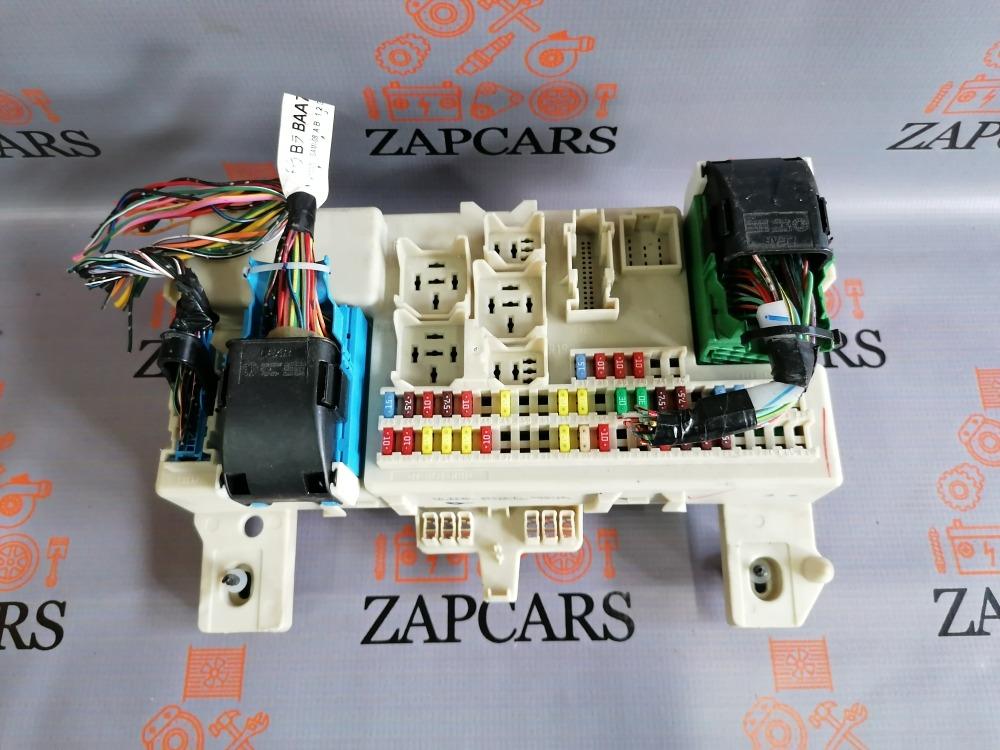 Блок предохранителей Mazda 3 BK (б/у)