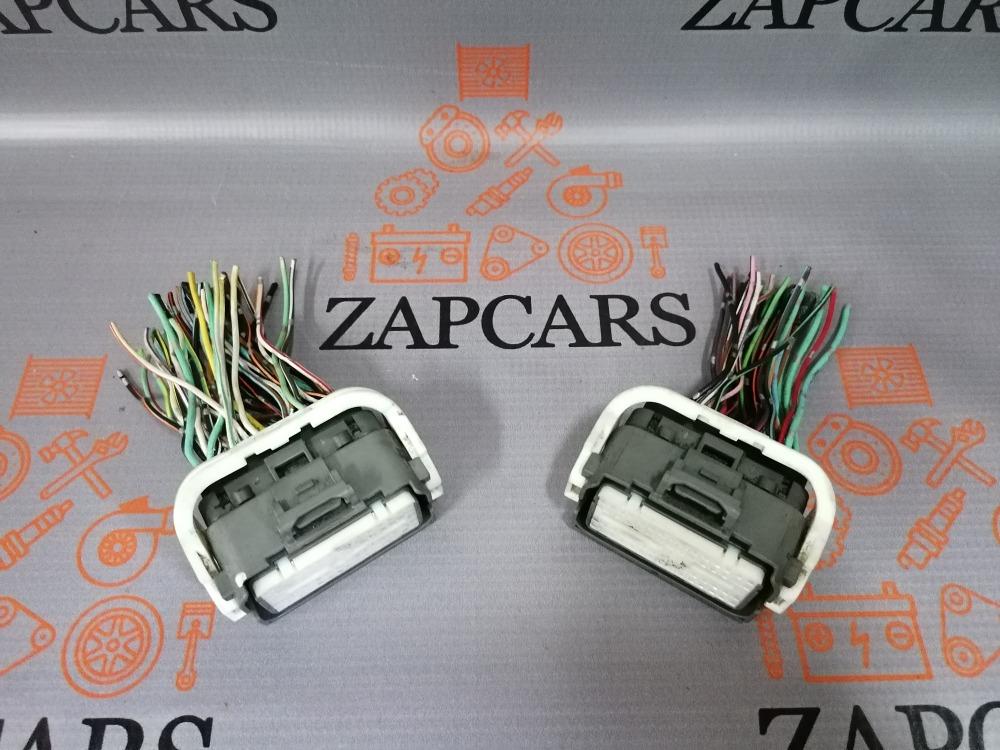 Разъемы блока управления двигателем Mazda 3 BK BL 1.6 (б/у)