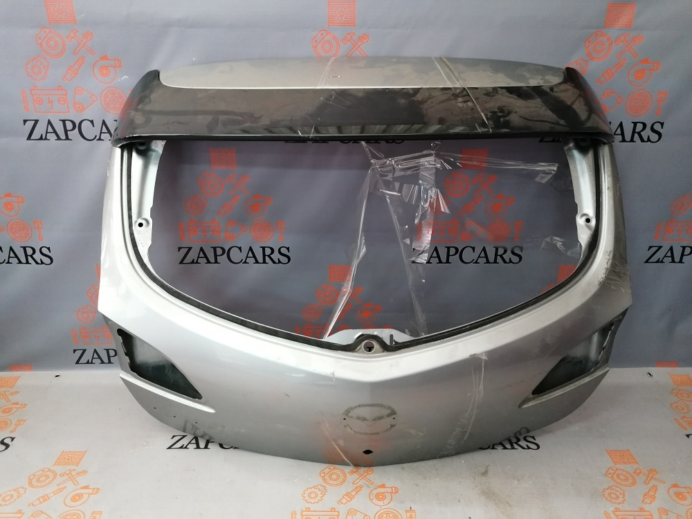 Крышка багажника Mazda 3 BL (б/у)