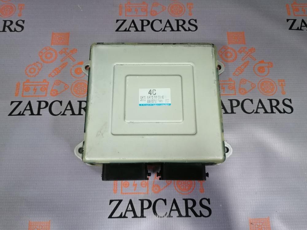 Блок управления двигателем Mazda 3 BK 2.0 (б/у)