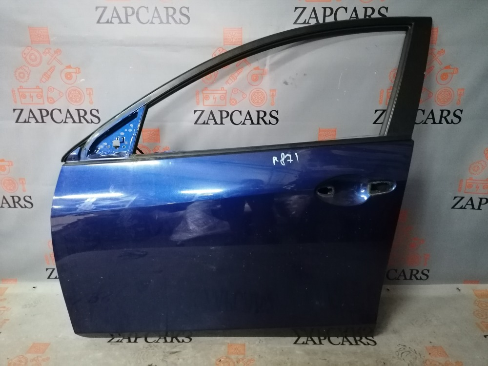 Дверь Mazda 3 BL передняя левая (б/у)