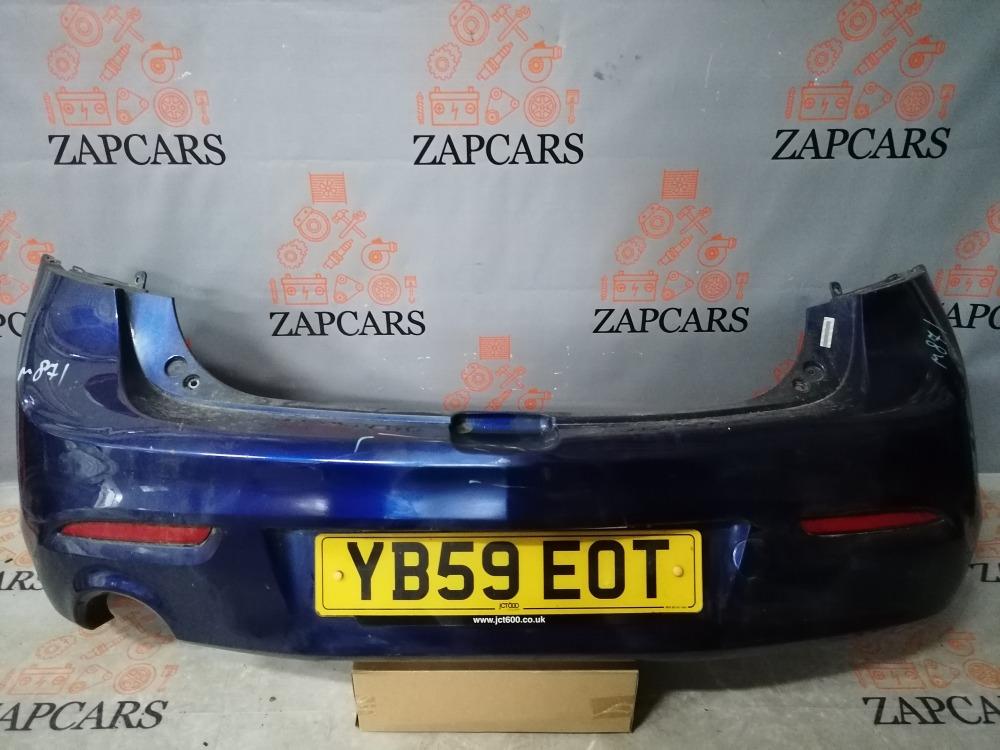 Бампер Mazda 3 BL задний (б/у)