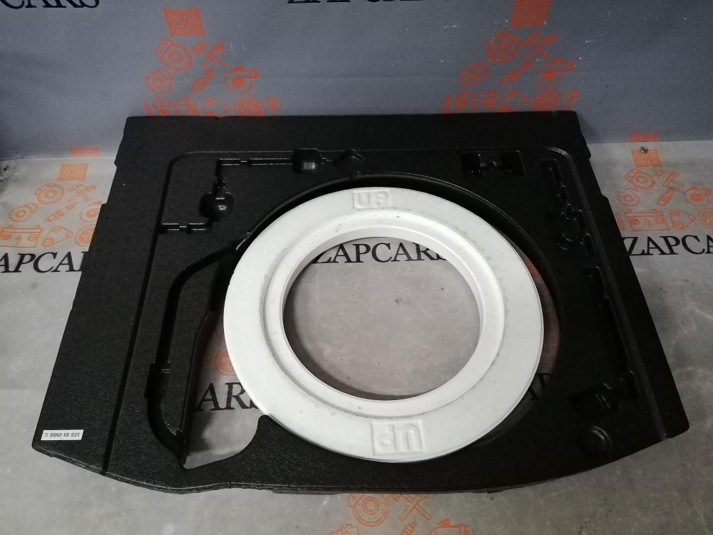 Накладка запасного колеса Mazda 3 BL (б/у)