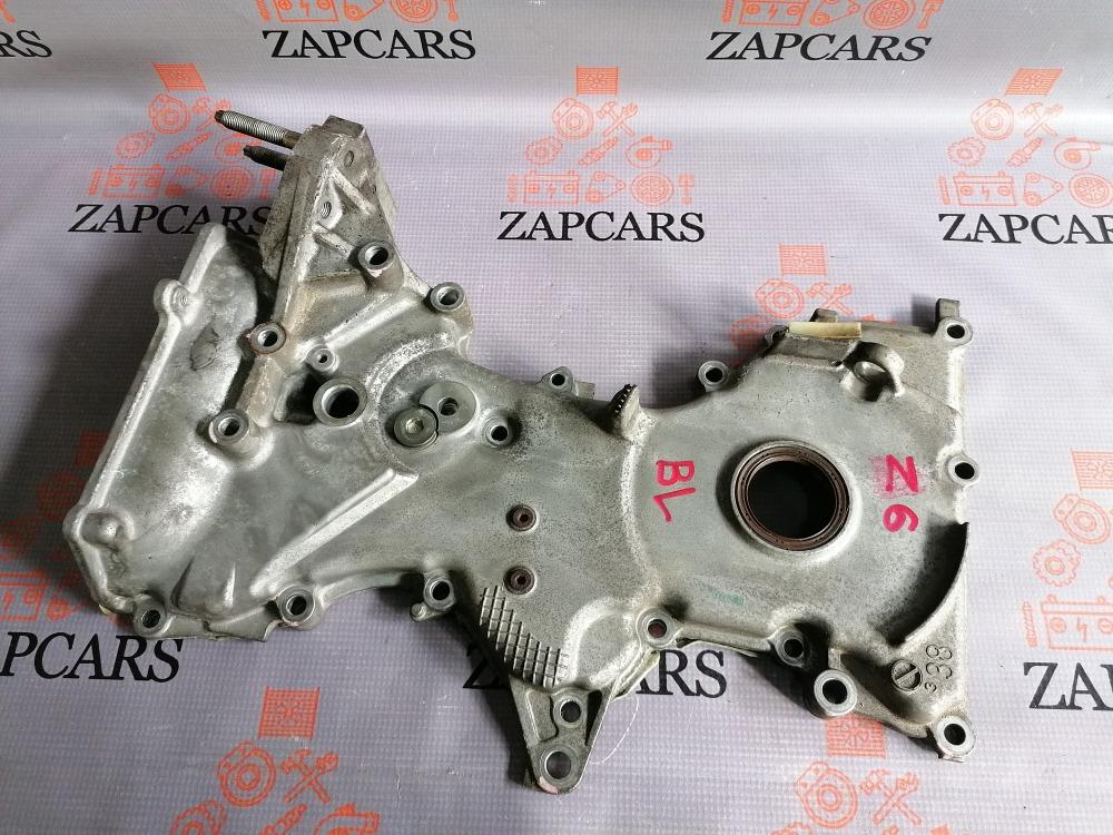Крышка двигателя Mazda 3 BL 1.6 передняя (б/у)